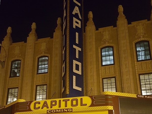 The historic Capitol Theatre in Downtown Flint is getting much needed restoration