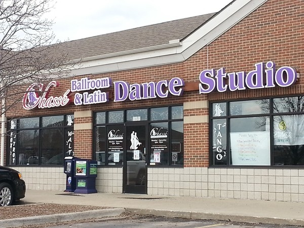 Learn how to dance like the stars in Fenton's ballroom & Latin dance studio, Chasse!