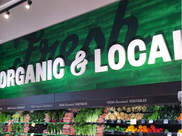 Earth Fare - A new option for organic and local food has come to the area