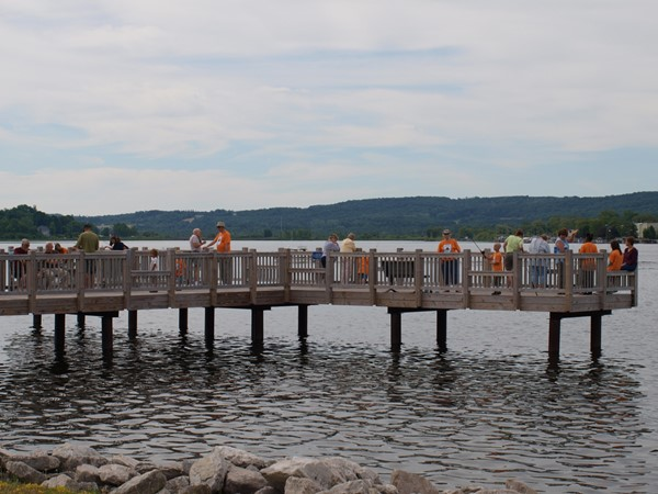 Take a kid fishing; just one of the upcoming great events that keeps this community hopping
