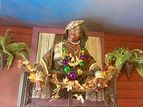 Pearl's New Orleans Kitchen is a great spot for a Mardi Gras dinner or a celebration anytime