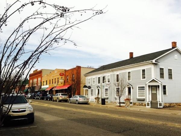 Downtown Clarkston