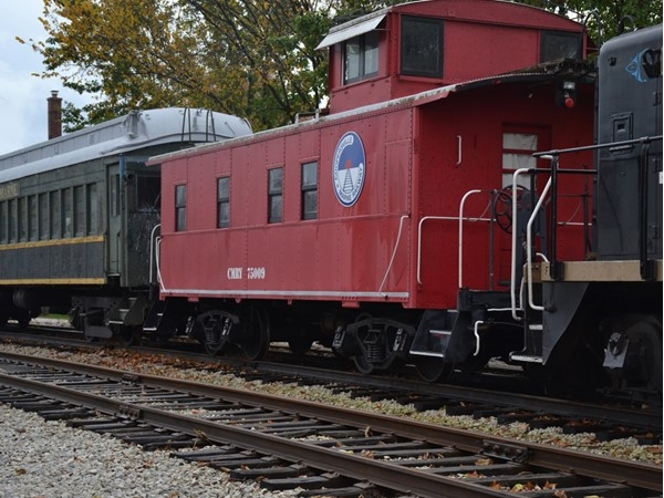 Ride the historic train from Coopersville to Marne.  An experience for the entire family
