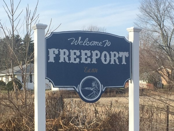 Welcome to Freeport MI