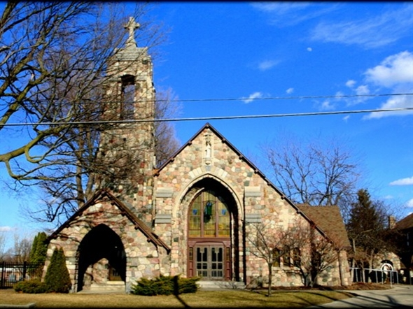 St. John the Evangelist Catholic Church - Fenton