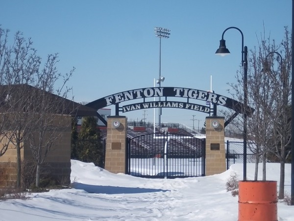 Fenton Tigers, City of Fenton, Fenton High School