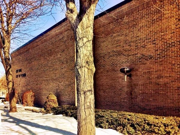 Fenton City Hall, 301 S. Leroy