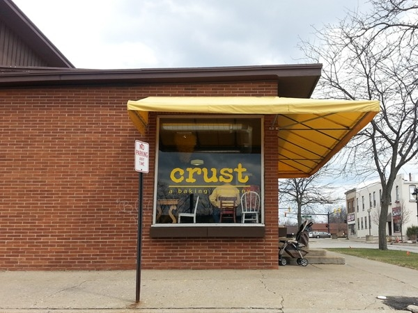 Crust is new, but already famous for its doughnuts and cookies!