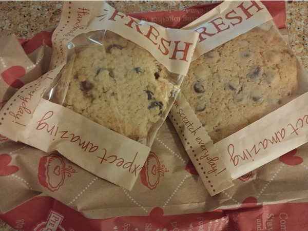 Cherry oatmeal or chocolate chip? What's your favorite Grand Traverse Pie Cookie