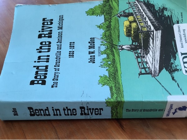 Bend in the River is required reading for all kids from Grandville. Adults find it interesting too