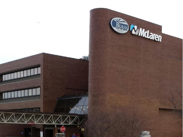 Burns Clinic- home to over 60 specialists.(At McLaren Northern Michigan Hospital, Petoskey, MI)