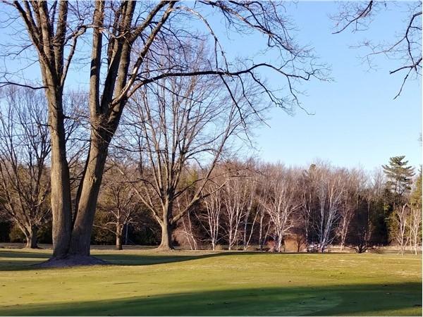 Schedule a spring tee time at Interlochen Golf Course