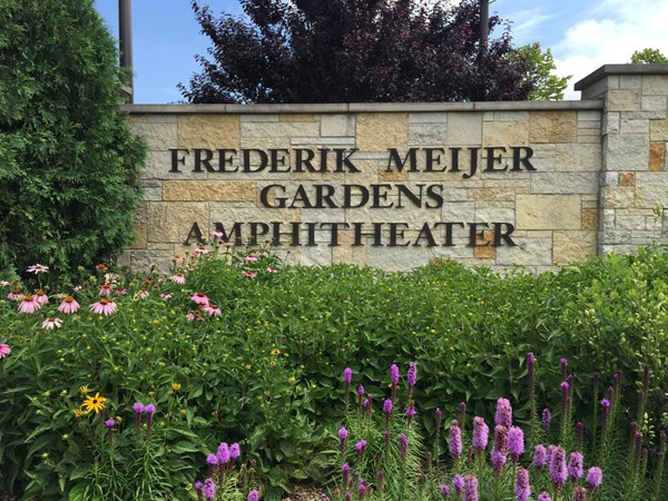 Summer Concerts at Meijer Gardens