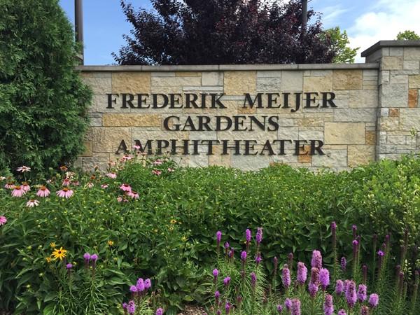 Summer Concerts At Meijer Gardens Grand Rapids Mi