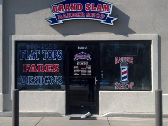Grand Slam Barber Shop