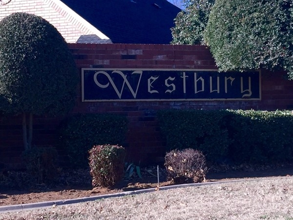 Westbury addition would make a great place to call home! Easy access to I-40 and Turnpike