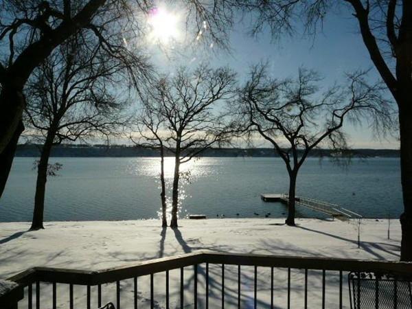 Winter wonderland on Grand Lake