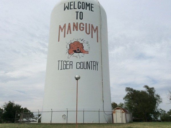 This is Tiger Country!