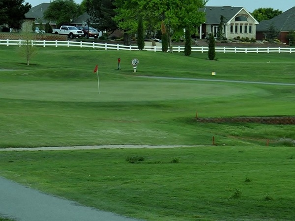 Elk City Golf and Country Club 18 hole Championship course is open to public as well as members