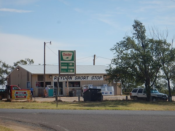 Reydon Short Stop gas and convenience store