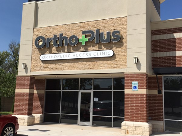 Ortho Plus is a new business in Edmond