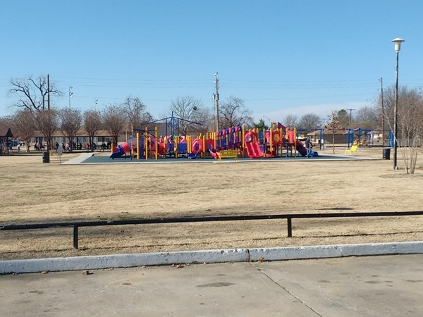 A great day for the park, 67 degrees