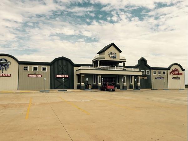 New casino in Hammon opening soon