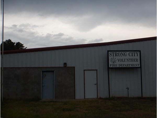 Strong City Volunteer Fire Department