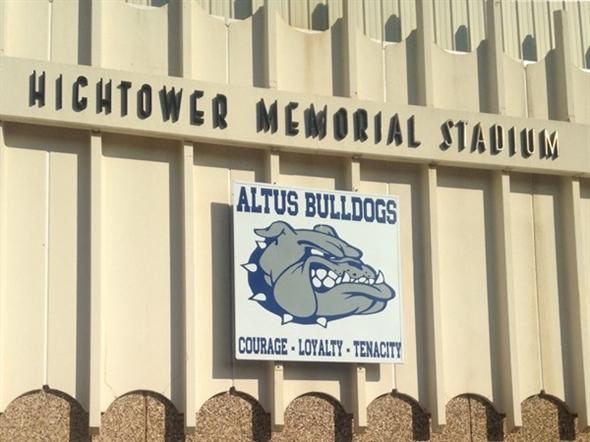 Go Bulldogs! Enjoy a game at Hightower Memorial Stadium