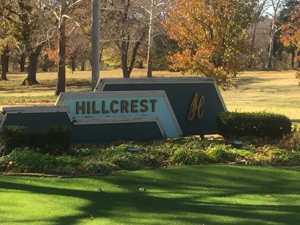 Hillcrest Country Club was established in 1920 by Frank Phillips and other businessmen