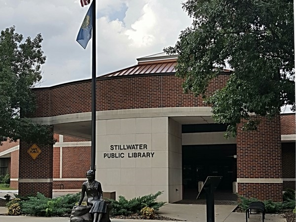 Stillwater Public Library is conveniently located in the heart of downtown Stillwater