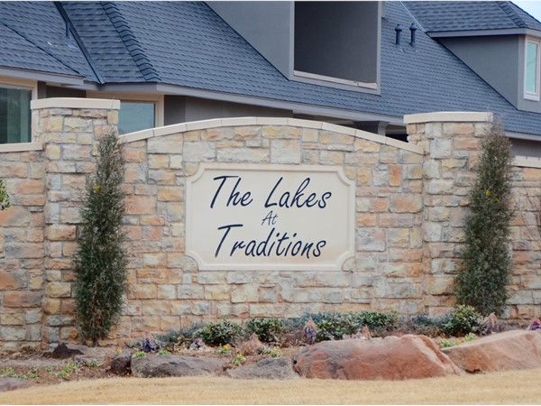 Welcome to The Lakes at Traditions