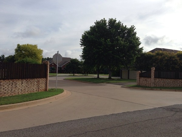 Westwood Addition is located in the heart of Elk City.