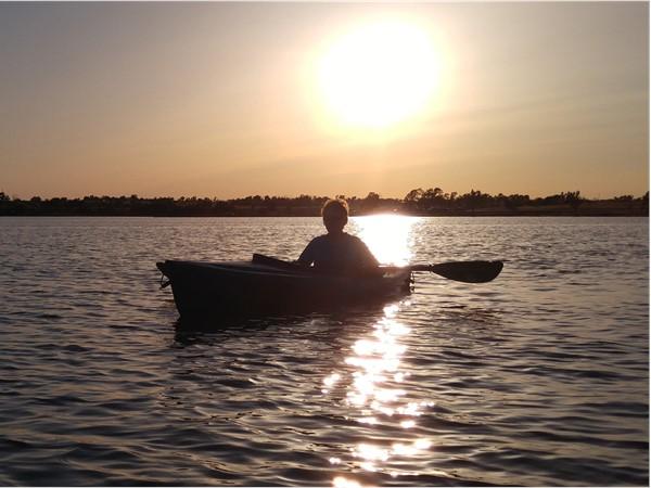 Love kayaking, camping and fishing at Elk City Lake