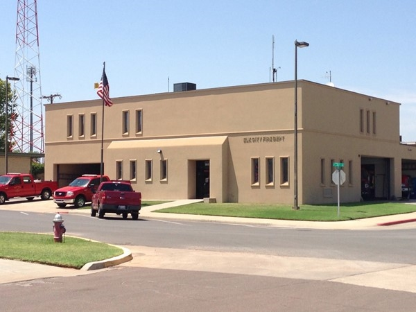 Elk City Fire Department is ready to protect