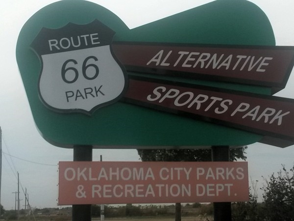 Grab your skate board or bike and go do some tricks at the Route 66 Sports Park in Yukon