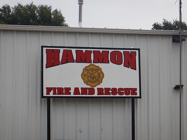 Serving the community of Hammon