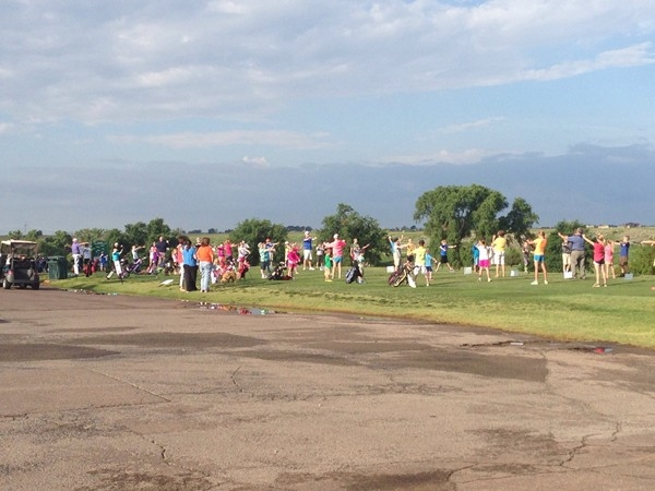 Junior Golf Camp is a tremendous success every year