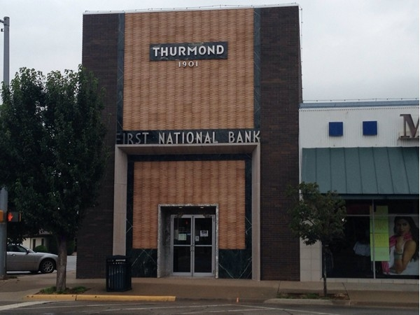 First National Bank has been in business since 1901