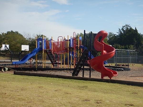 Wonderful playground at Reydon schools