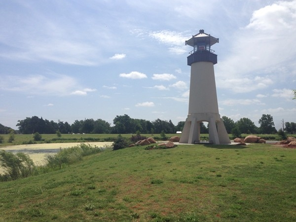 Elk City Park offers a wide variety of outdoor features to enjoy