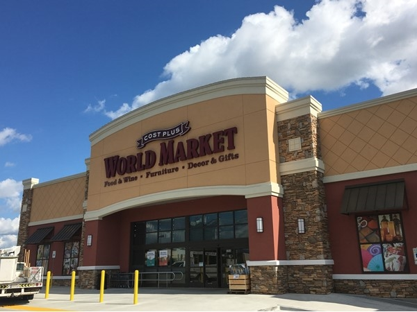 Cost Plus World Market at 5356 E Skelly Drive. It's a must stop to check out the many options