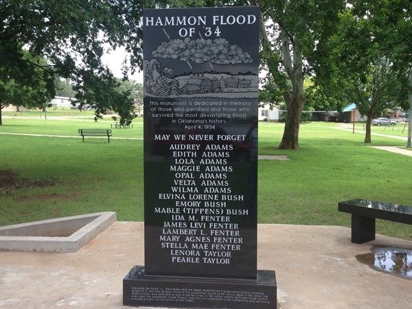 The great flood of 1934 will never be forgotten