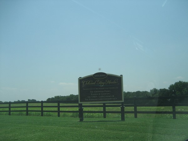 94 acre conservation reserve