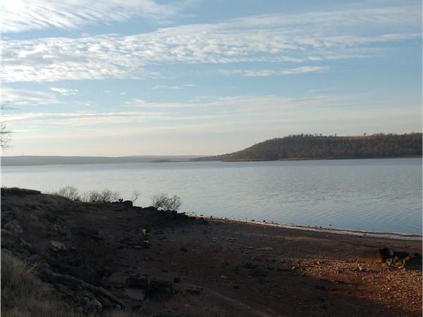 Lake Eufaula Arrowhead State Park