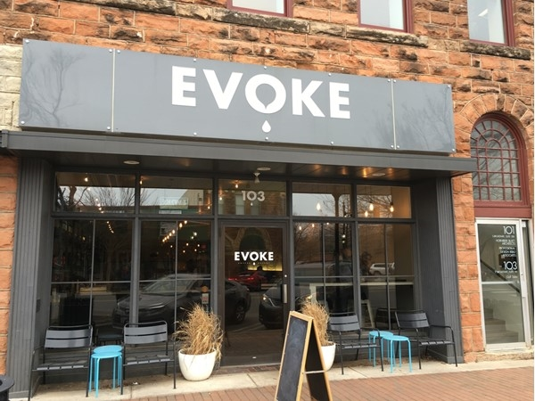 Cafe Evoke - Delightful coffee shop in downtown Edmond