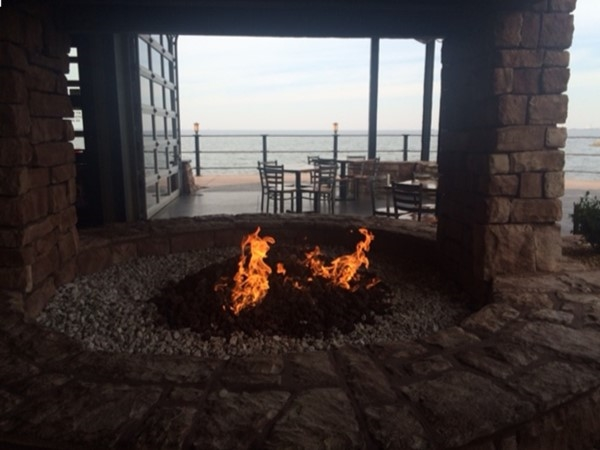 Red Rock Grill by Lake Hefner