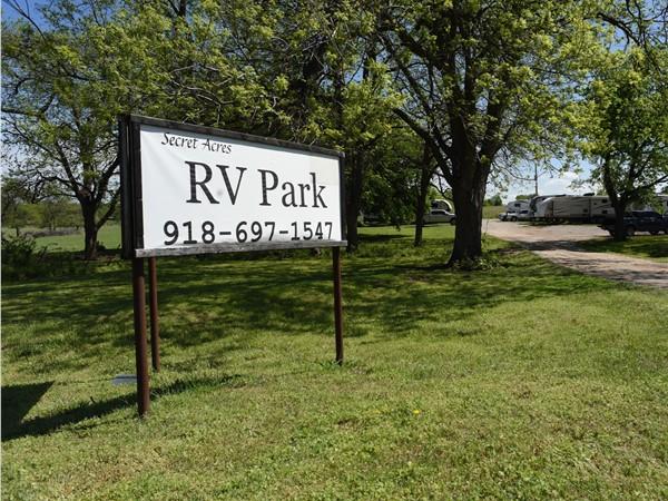 Secret Acres RV Park
