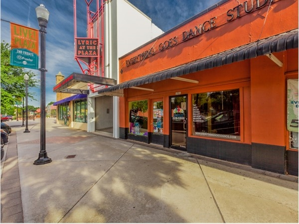 Lyric at the Plaza is Oklahoma's premier theatre company on 16th Street in the Plaza District