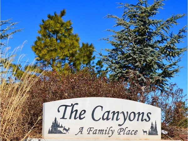 The Canyons in NE Stillwater offer new construction with family homes as well as Garden Villas